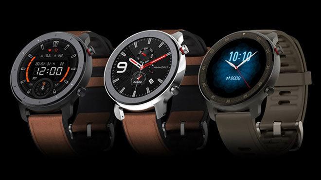 Xiaomi Huami Amazfit GTR akıllı saat