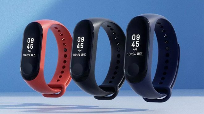 Xiaomi Mi Band 4 yarışma
