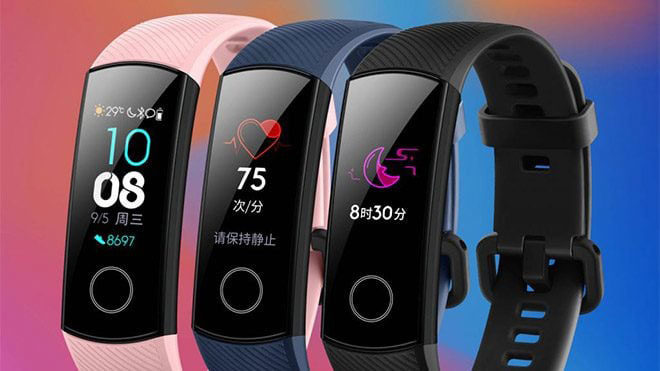 Honor Band 5 Xiaomi Mi Band 4