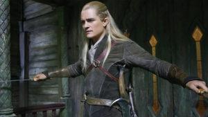 Yüzüklerin Efendisi Orlando Bloom Legolas