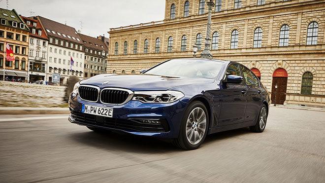 2020 BMW 530e Plug-In Hybrid