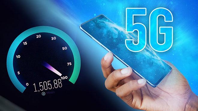 5G teknolojisi 5G telefonlar