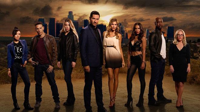 Netflix Lucifer 5. sezon