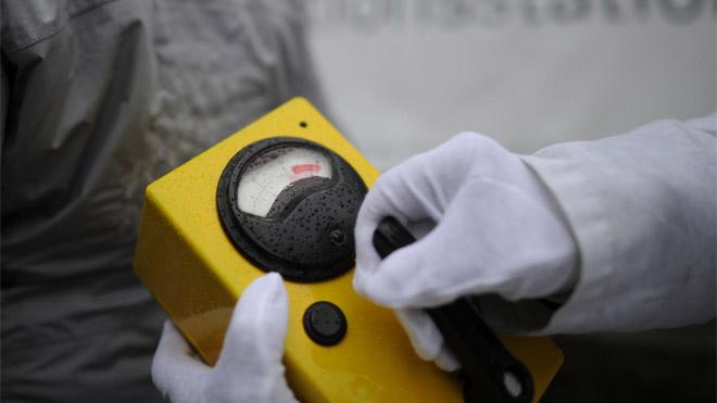 Rusya nükleer radyasyon