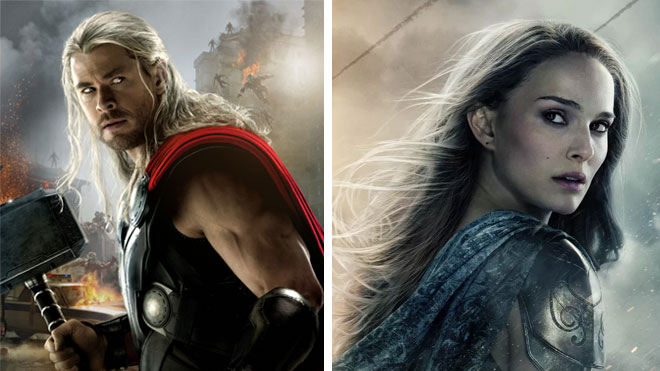 Marvel Thor: Love and Thunder