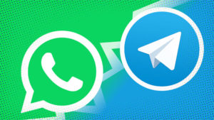 Whatsapp ve Telegram