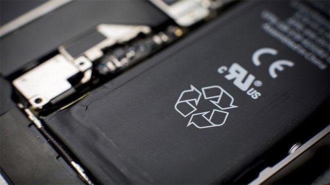 Samsung Grafen pil