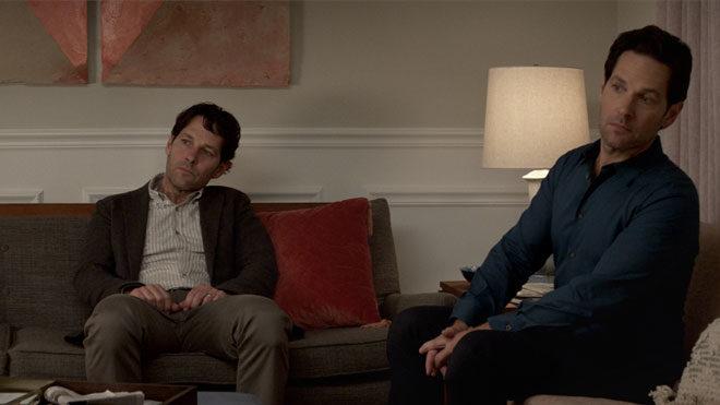 ant man yıldızının Netflix komedisi Living With Yourself