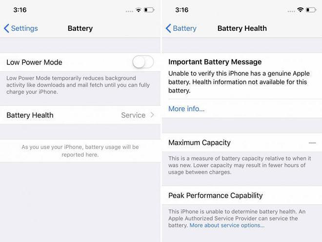 Apple iphone il değişim