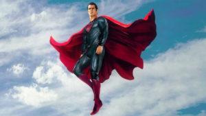 Batman ardından Superman de twitter da
