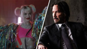 Birds of Prey filmine John Wick desteği