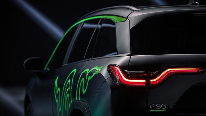 Razer elektrikli SUV Razer NIO ES6