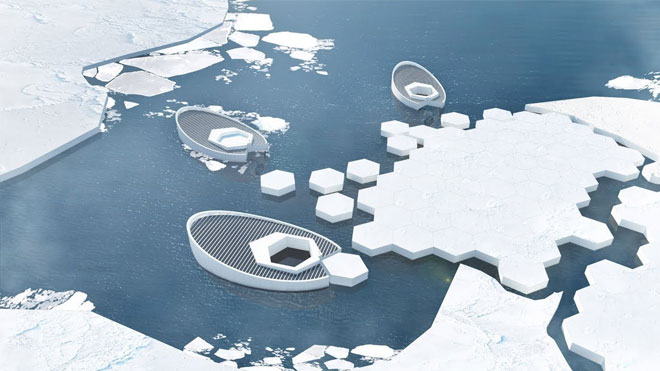 buz dağı küresel ısınma
