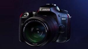 Canon EOS 90D ve Canon EOS M6 Mark II sızdırıldı