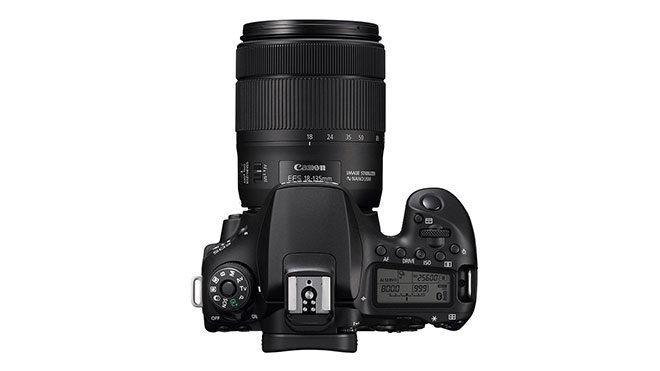 Canon EOS 90D ve Canon EOS M6 Mark II