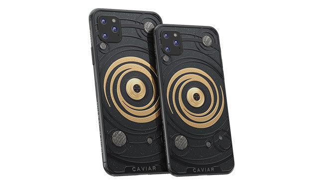 Apple iPhone 1 Caviar