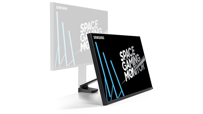 Samsung Space Gaming Monitor oyuncu monitörü