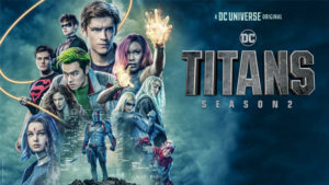 Titans 2. sezon fragmanında Game of Thrones yıldızı