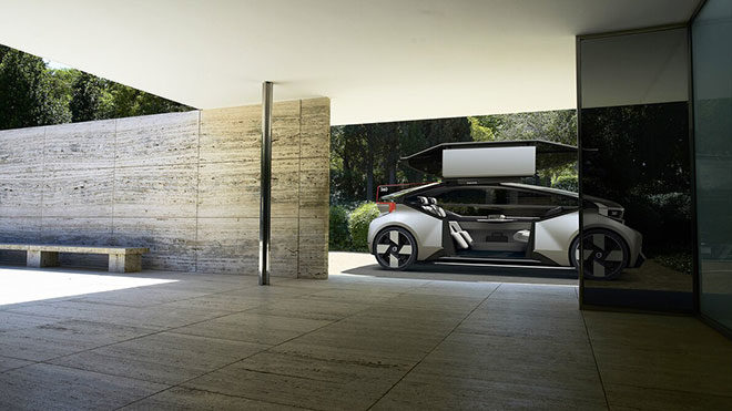 Volvo 360c konsepti