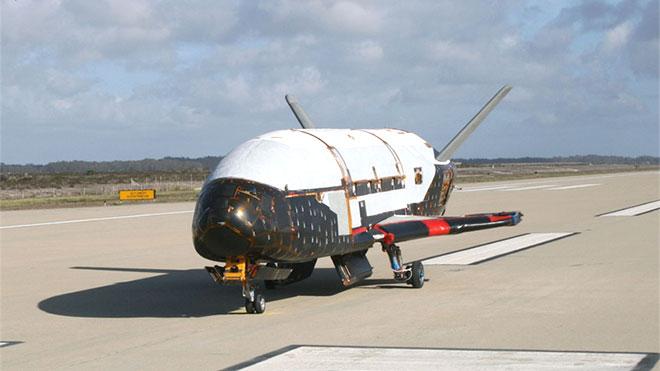 uzay uçağı uzay aracı X-37B