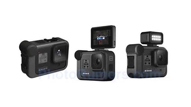 GoPro Hero 8 aksiyon kamerası