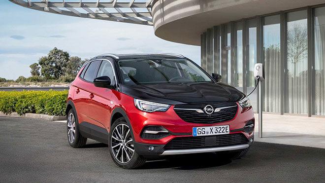 Opel Grandland X Plug-In Hybrid4