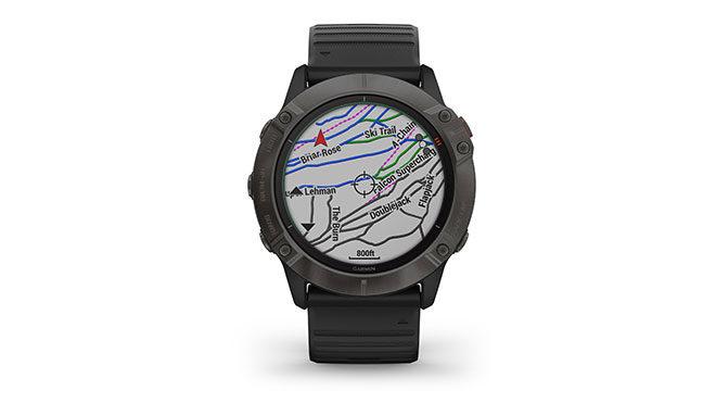Garmin Fenix 6X Pro Solar akıllı saat