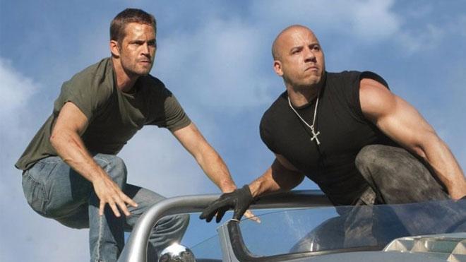 Hızlı ve Öfkeli 9 Vin Diesel