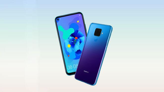 Huawei Mate 30 Lite HongMeng OS