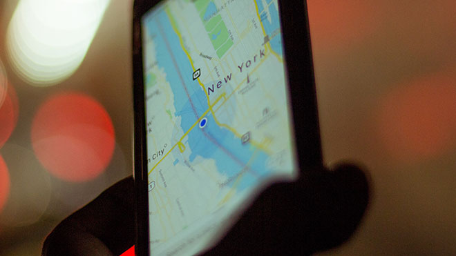 Huawei harita servisi