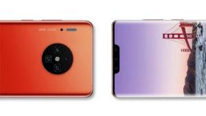Huawei Mate 30 Kirin 990