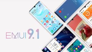 Huawei EMUI 9.1