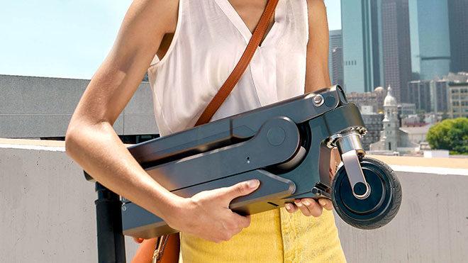 Hyundai elektrikli scooter