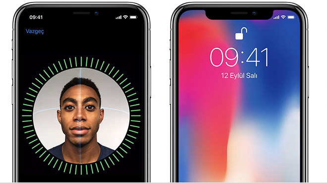Apple iPhone Face ID