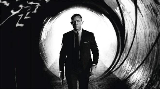 25. James Bond
