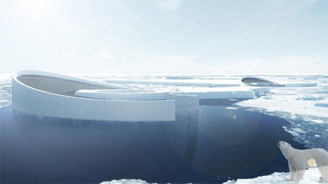küresel ısınma buz dağı
