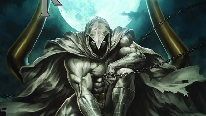 Marvel Comics'in Batman benzeri karakteri Moon Knight