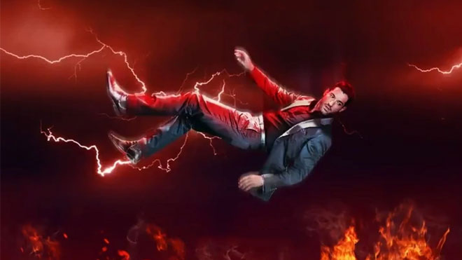 Netflix Lucifer 5. sezon 1. bölüm