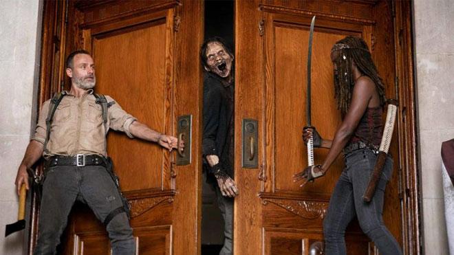 The Walking Dead 9. sezon için Netflix yayını beklemeye gerek yok