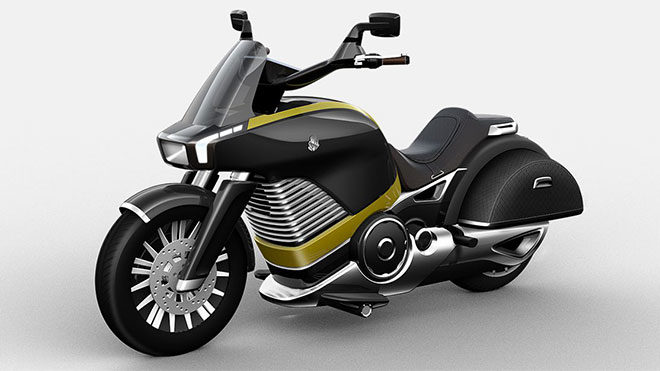 NeuWai elektrikli motosiklet