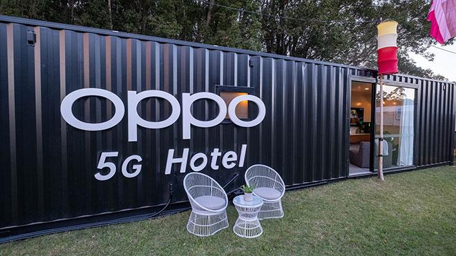 OPPO 5G otel