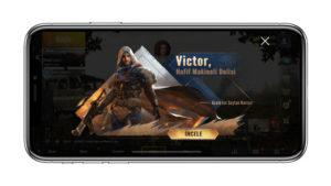 PUBg Mobile Victor