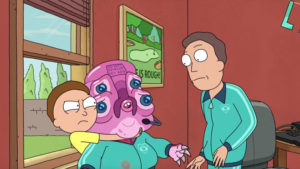Rick and Morty 4. sezon bölümünde Thor: Ragnarok yönetmeni Taika Waititi rolü