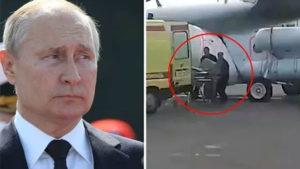 Rusya putin nükleer radyasyon