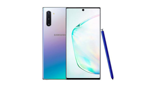 Samsung Galaxy Note 10 ve Galaxy Note 10 Plus kulaklık girişi