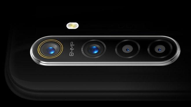 Samsung 64 megapiksel Realme Xiaomi Redmi