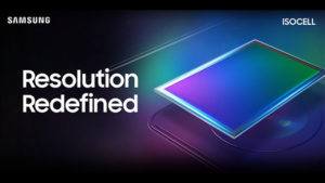 Samsung 108 megapiksel sensör