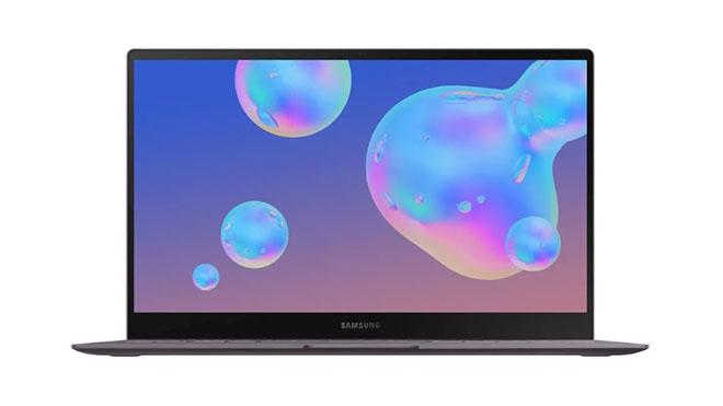 Samsung Galaxy Book S dizüstü bilgisayar