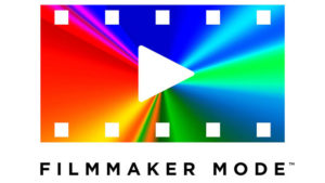Filmmaker Mode televizyon