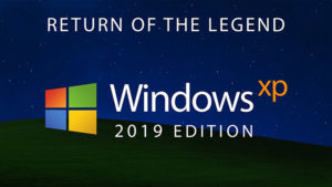 Windows XP 2019 Edition
